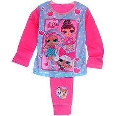 baaca86ae2 Kinder Pyjama Set Schlafanzug Hose Shirt 104 110 116 122 128 134 140
