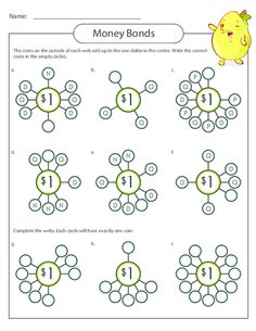 1000 images about money counting on pinterest counting money cool math and free printable. Black Bedroom Furniture Sets. Home Design Ideas