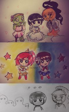 Wedding story by Squira130 on DeviantArt<<Bwahahaha that Sailor Moon reference XD