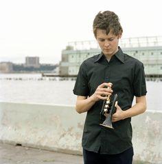 Zach Condon of the band Beirut  An inspiring young man