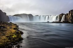 Goðafoss by Laurent Trucchi on 500px