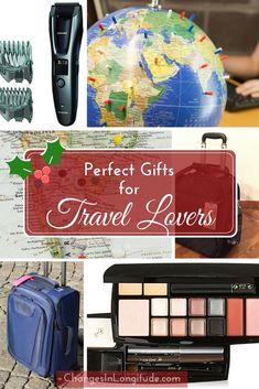 Our hand-picked recommendations for the travel lover on your gift list | Travel gifts for men | travel gifts for her | unique travel gifts | gifts for travel lovers | travel gifts | #christmasgifts #giftsforhim #giftsforher