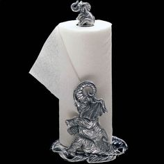 Elephant Paper Towel Holder by Court Designs