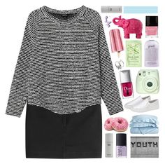 """diana❁"" by pheachy ❤ liked on Polyvore featuring Kenzo, Monki, Colbert MD, Mario Luca Giusti, NARS Cosmetics, H&M, philosophy, Christian Dior, Butter London and Impressions"