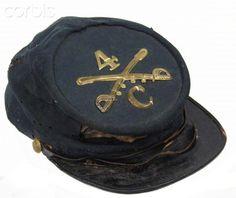 American Civil War, Union Cavalryman's Forage Cap