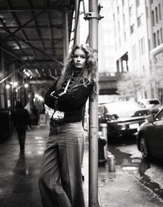 "Vogue Italia January 2015, ""New York Diaries"" by Steven Meisel"