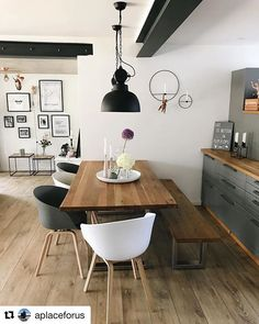 70 Best Cucina soggiorno open space images in 2019 | Apartment ...