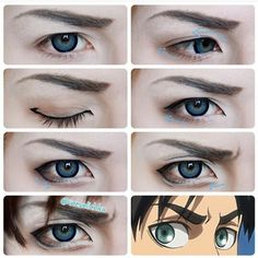 Eren eyes~