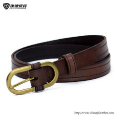 Ladies Leather Belt with low cost from india
