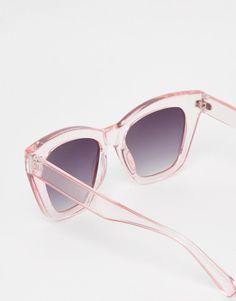 Image 4 ofAJ Morgan Exclusive Candy Pink Cay Eye Sunglasses