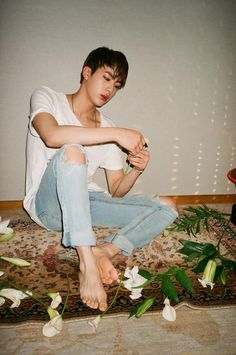 BTS Concept Photos for new 3rd mini album - 화양연화 pt.1