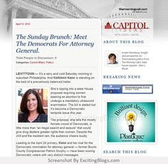 Capitol Ideas: The Pennsylvania politics blog from themorningcall.com - Click to visit site:  http://1.33x.us/HXcQCY