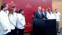 Gov. Mark Dayton wants to pump $30 million into the U of M Medical School. But his proposal is just one of many higher education-related measures put forward this year.
