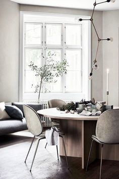 Muted Tones - This Is How To Hygge Your Home - Photos