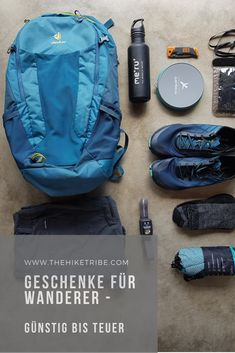 Geschenke für Wanderer und Outdoor-Freunde: Hier findest du praktische Geschenke für Outdoor-Fans, Wanderer und Naturfreunde. #Outdoor-Geschenke #Geschenketipps #Wanderergeschenke Backpacking, Camping, Wanderlust, North Face Backpack, Trekking, The North Face, Travel Destinations, Hiking, Roadtrip