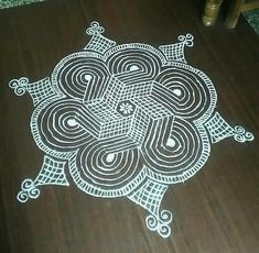 35 Best Mandala Rangoli designs to try - Wedandbeyond Indian Rangoli Designs, Rangoli Designs Latest, Latest Rangoli, Rangoli Border Designs, Small Rangoli Design, Colorful Rangoli Designs, Beautiful Rangoli Designs, Mandala Design, Rangoli Borders