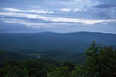 House Mountain/ cold mountain loop near Lexington