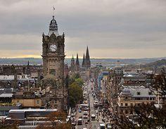 "Check out new work on my @Behance portfolio: ""Edinburgh  "" http://on.be.net/1JUEksX"
