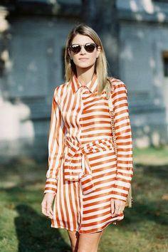 Paris Fashion Week SS 2014....Valentina | Vanessa Jackman | Bloglovin'