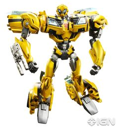 Bumblebee from Transformers Prime
