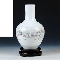 ceramic vase modern fashion simple vaseLiving room home decor crafts small flower decoration ornamentsI * See this great product.-It is an affiliate link to Amazon. #Vases