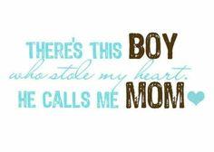 awwwww, i also have three boys...