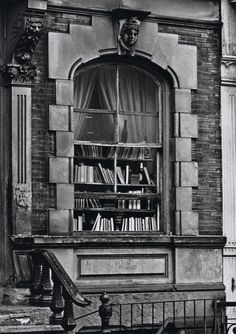 """On Reading"" by André Kertész"