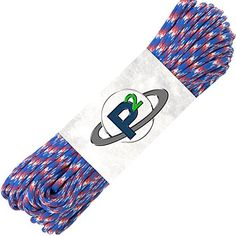 """OUTDOOR Paracord Planet Mil-Spec Commercial Grade 550lb Type III Nylon Paracord 7 strand core tested to 550lb 100% Nylon 5/32"""" diameter Mil Spec Commercial paracord Made in the USA #hiking #survival #camping #outdoor #Paracord #Nylon #NylonParacord #Mil-Spec #ParacordPlanet #paracordstrand #strand #commercialparacord"""