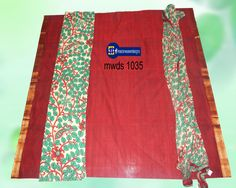 #‎Dress‬ material is designed with ‪#‎Mangalagiri‬ nizam border ‪#‎fabric‬, kalamkari bottom and ‪#‎kalamkari‬ printed chifforn ‪#‎duppatta‬ Code: mwds 1035 Price: 1525/- (bulk buyers / Wholesale / boutiques / Retail shops for trade inquiries please contact our Whatsapp no 8801302000)