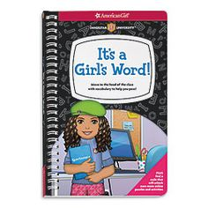 American Girl® Bookstore: It's a Girl's Word
