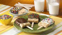 kids birthday party snacks