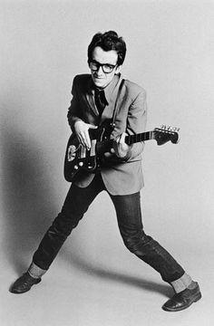 Elvis Costello on Pinterest   Robin Trower, Mott The Hoople and ...