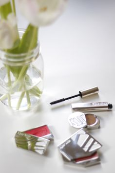 #naturallycreated #makeup @kjaerweis  Organic and toxic free make up
