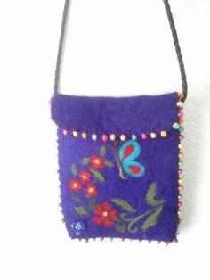 Dövme Keçe çocuk çantası