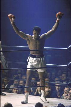 Muhammed Ali Las Vegas 1965