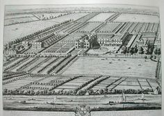 Chiswick House before Lord Burlington's work 1707