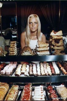 France Gall. France Gall, French Pop, French Girls, Baby Pop, Bastille Day, Healthy Treats, Parisian, 1960s, Bakery
