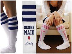 ~ we ❤ this!  itsabrideslife.com ~ #bridesmaidsocks