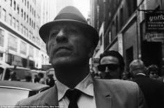Man in hat, NYC 1969