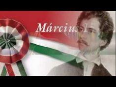 Hallgasd meg a szavalatot! Dali, Hungary, March, History, Youtube, Historia, Youtubers, Youtube Movies, Mars