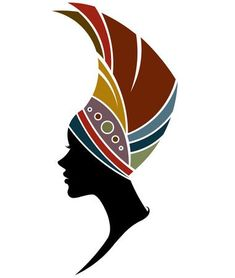 illustration vector of African women silhouette fashion models on white background # Fashion background Afrikalı kadın siluet moda modelleri, güzel Stok Vektör (Telifsiz) 462309172 African Girl, African American Art, African Women, African Fashion, Silhouette Fashion, Girl Silhouette, Silhouette Vector, Black Women Art, Black Art