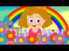 ▶ Nursery Rhymes - Mary Mary Quite Contrary - YouTube