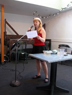 HEATHER WOOD 2015 SPRING FICTION LAUNCH | TIGHTROPE BOOKS | VICTORY CAFE | JUNE 16TH
