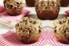 Muffins με ελιές και αλεύρι ολικής άλεσης