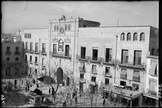 Ayuntamiento de Elche, 1927-1936 Alicante, Plaza, Street View, Google, Town Hall, Old Photography, Antique Photos, Palaces, Towers