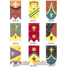 Medieval Banner 70x110
