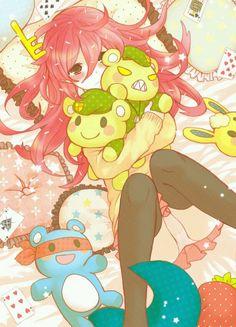 Happy Tree Friends ~ Anime - Cosplay & Beyond Htf Anime, Kawaii Anime, Happy Tree Friends Flippy, Friend Anime, Free Friends, Female Anime, Woodland Creatures, Awesome Anime, Anime Art Girl