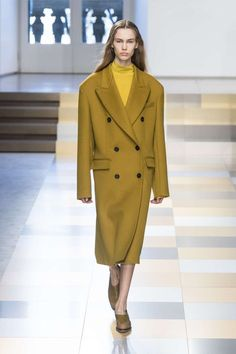 Jil Sander, Automne/Hiver 2017, Milan, Womenswear