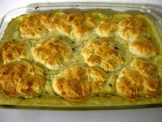 I Believe I Can Fry: Quick & Easy Chicken Pot Pie Casserole