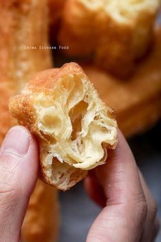 Youtiao (Chinese Oil Stick)-Chinese Cruller – China Sichuan Food